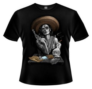 Camiseta La Catrina Cristal