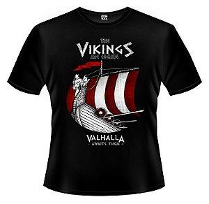 Camiseta Vikings - Valhalla