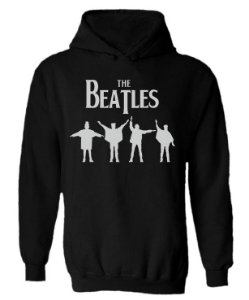 Blusa de Moletom com Capuz The Beatles