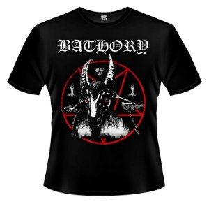 Camiseta - Bathory - Clássica