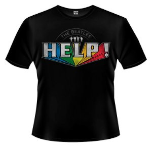Camiseta - The Beatles - Help