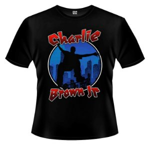 Camiseta - Charlie Brown Jr.