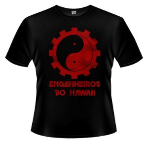 Camiseta - Engenheiros do Hawaii - Papa.