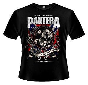 Camiseta - Pantera - 20 Anos.