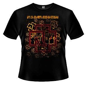Camiseta - Rammstein - Logos