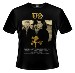 Camiseta - U2 - Joshua Tour.