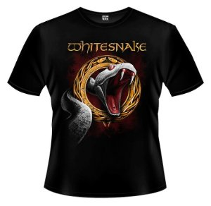 Camiseta - Whitesnake - Classica