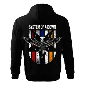 Moletom - System of a Down - Eagle.