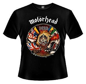 Camiseta - Motorhead - 1916.