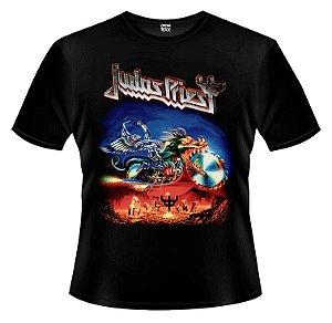 Camiseta - Judas Priest - Painkiller.