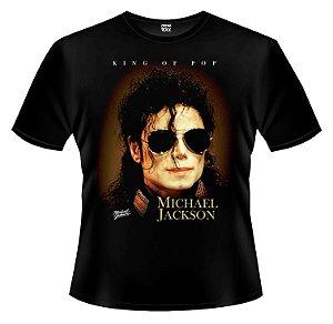 Camiseta - Michael Jackson - Classic.