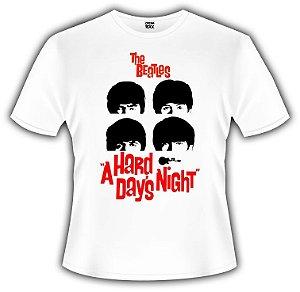 Camiseta The Beatles - A Hard Day's Night