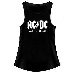 Regata AC/DC - Back in Black