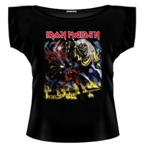 Canoa Iron Maiden - The Number of the Beast