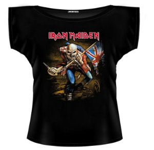 Canoa Iron Maiden - The Tropper