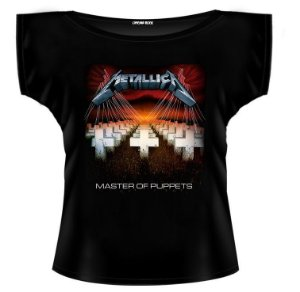 Canoa Metallica - Master of Puppets