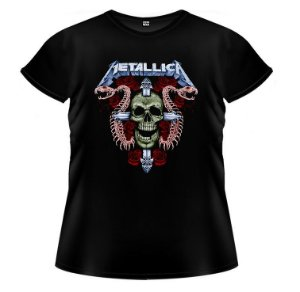 Baby Look Metallica