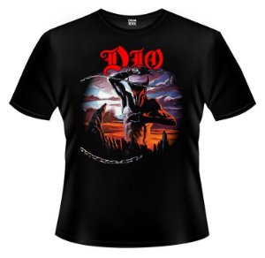 Camiseta PP DIO - Holy Diver