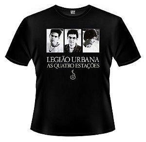 Camiseta PP Legião Urbana
