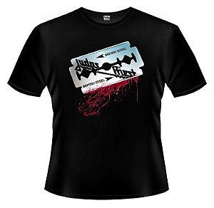 Camiseta PP Judas Priest - British Steel