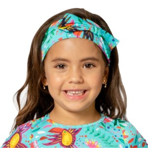 Faixa Infantil Tucano Azul