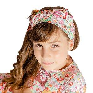 Turbante Infantil Marias
