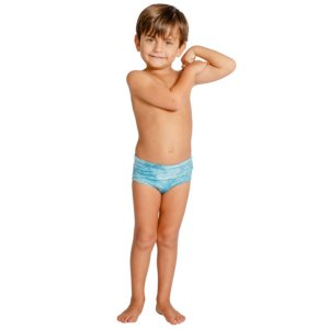 Sunga Infantil Marcelo Slim Jeans