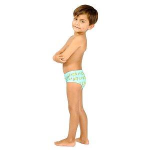 Sunga Infantil Marcelo Slim Siri