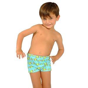 Sunga Infantil Leh Boxer Siri