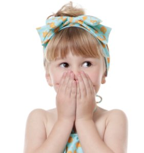 Turbante Infantil Gatinhas