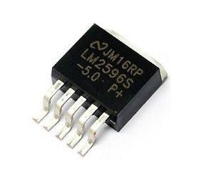 Ci smd Lm2596s-5.0 - Regulador de Tensão Lm2596s