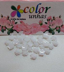 Pcte Rosa 3D Branca 32un