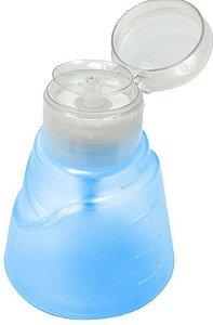 Dosador Porta Acetona Plástico Modelo Veneza 150ML - SANTA CLARA