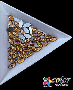 Navete 4.8 MM - Dourado AB