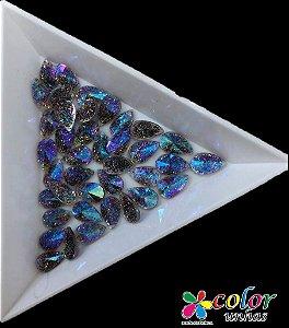 Gota Spike 5.8 MM - Glitter Ametista