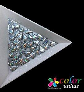 Gota Metal 5.8 MM - Prata Furta-Cor