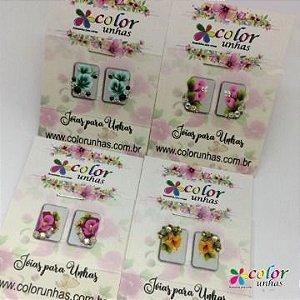 Adesiovs Filha Única Luxo - ColorUnhas