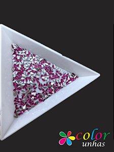 Mini Gota 2x4MM - Pink