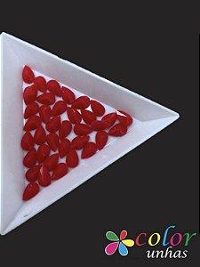 Gota Spike Resiado 5,8MM - Vermelho 20 Unidades
