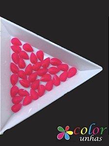 Gota Spike Resiado 5,8MM - Hot Pink 20 Unidades
