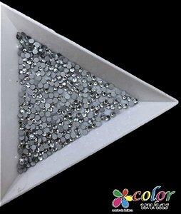 Strass 1,8MM - Cristal 200 Unidades
