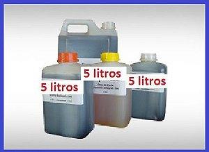 Oleo refrigerante para serra/pantografo/entestadeira p/ esquadrias de aluminio galão c/ 5 litros