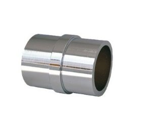 """ALU-06 Emenda redonda para tubo """"2"""" (50 mm)"""