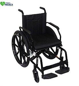 Cadeira de Rodas H10 Rodas em Nylon