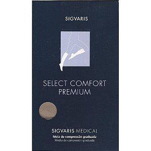 Meia de Compressão Sigvaris Select Comfort Premium 20-30mmHg e 30-40mmHg