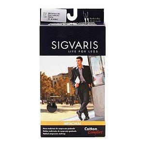 Meia de Compressão Masculina Sigvaris Cotton Comfort  20-30mmHg