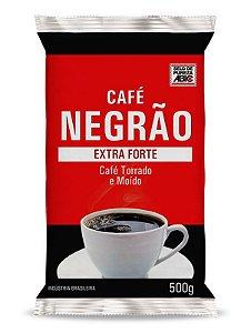 Café Negrão Extra Forte Almofada 500g