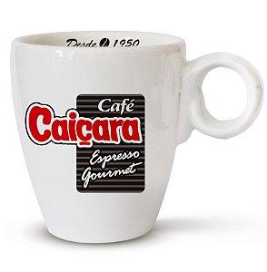 Xícara e Pires de Cappuccino 160 ML - Café Caiçara