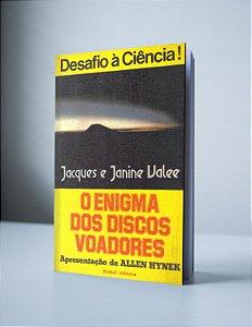 DESAFIO À CIÊNCIA: O ENIGMA DOS DISCOS VOADORES (produto usado)