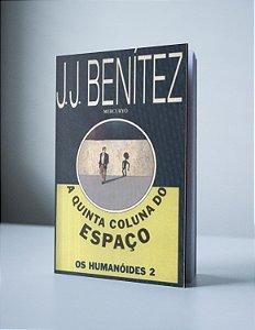 A QUINTA COLUNA DO ESPAÇO: OS HUMANOIDES 2 (produto usado)
